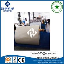 Chaîne de production de profilage de plaques d'anode