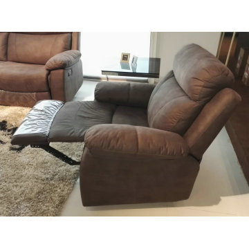1 Seater America Style Manual Recliner Sofa (715)