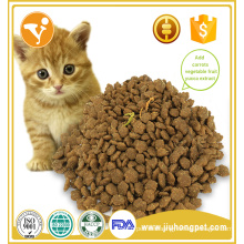 OEM competitive price fish flavor bulk cat food dry