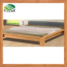 New Design Modern Bamboo Bed as Bed Room Furniture