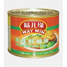 2268g Flavored Oyster Sauce in Tin