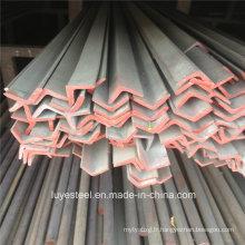 Barre d'angle en acier inoxydable SUS 347