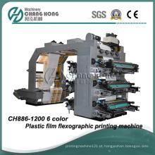 Máquina de impressão de saco não tecido Fabricante