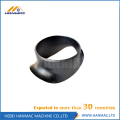 Carbon steel pipe weld sweepolet