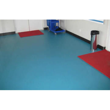 Hospital ESD epoxy floors