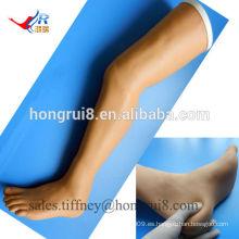 ISO Realistic Surgical Suture Modelo de pierna de entrenamiento
