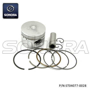 Kit piston SYM, Peugeot, Scomadi 125 (P / N: ST04077-0028) top qualité