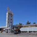 Equipamento de mistura de asfalto de mistura quente de aluguer