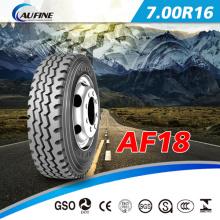 Rótulo da UE S-MARK pneumático LTR pneumático do caminhão (LT700R16)