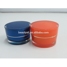 2ml 5ml 10ml 15ml 30ml 50ml 100ml Cosmetic Packaging Acrylic Cosmetic Jar