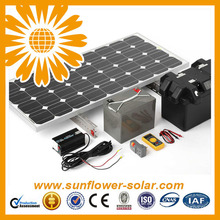 High Efficiency Portable Folding Solarpanel Kit