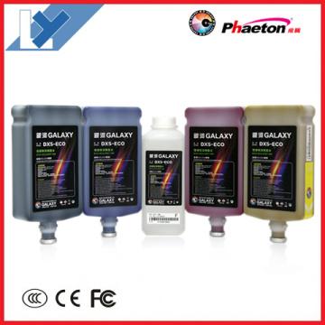 Phaeton galaxia Dx4 Dx5 Dx7 tinta de solvente de Eco (galaxia DX5-eco tinta solvente)