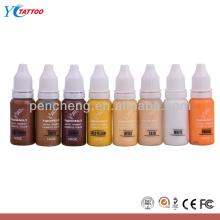 Hight calidad profesional Reino Unido maquillaje permanente de tinta 1/2 oz para el maquillaje permanente
