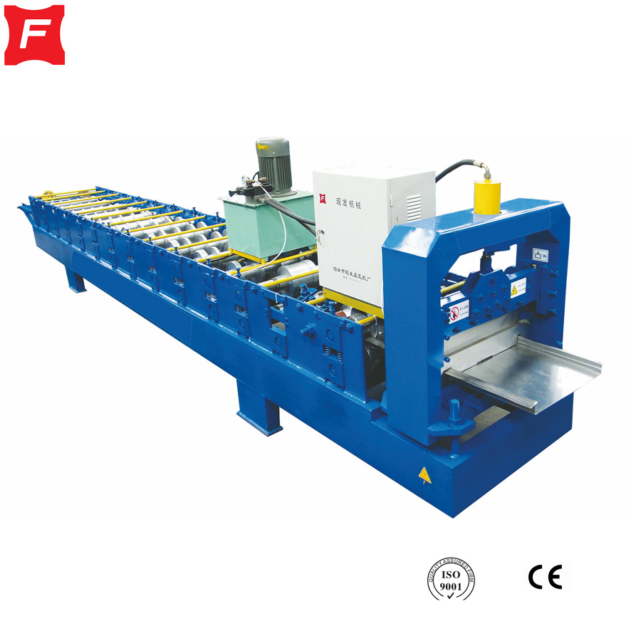 Standing Seam Metal Roof Panel Tile Forming Machine China