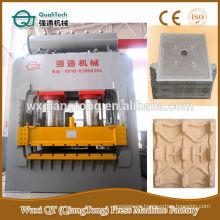 Paleta de plástico / paleta de madera máquina de prensa de moldeo