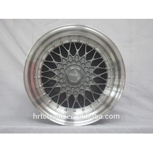 silver BBS RS wheel