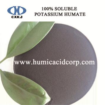 100% soluble humic acid