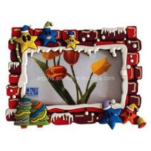 Marcos de fotos de PVC Soft 3D
