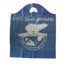 Embalaje de plástico impreso personalizado biodegradable