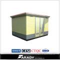 Minisub-Kiosk-elektrischer Nebenstelle-Kiosk im Freien