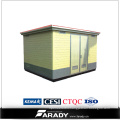 Hot Sale Prefabricated Transformer Substation (American type substation YB series)