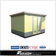 Mini-Umspannstation für Elektroenergieverteilung