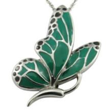 Mode Tier Emaille Schmetterling Zubehör