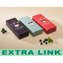 Оптовая Эко-Арт бумажные одноразовые складные ручной работы эскимо упаковочной коробки