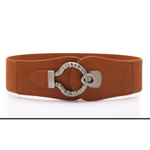 Cinturones de cintura Cinturones elásticos flacos