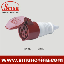 4pin 16/32A Mobile Industrial Socket