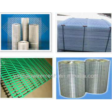 Electro galvanized mesh/welded wire mesh