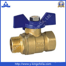 Threaded End Brass Water Ball Valve (YD-1030)
