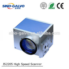 High Speed laser cutting spare parts Digital XY2-100 Scan Laser Head