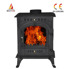 Wood Burning Stove with Boiler