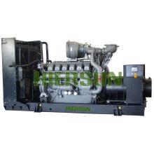 AC trois phases Générateur électrique Avec cummins Perkins Volve MTU