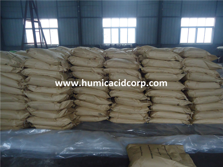 Humic Acid Soluble Humate Factory