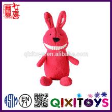 Профессиональный подгонянные завод прямых чучело смешное животное детские куклы игрушки оптом
