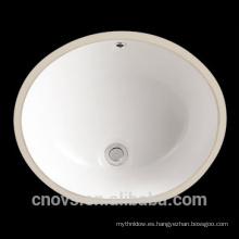 Cubo de cerámica del fregadero del cuarto de baño del nuevo sanitario CUPC