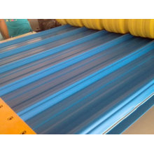 Roofing Sheet Extrusion Machine
