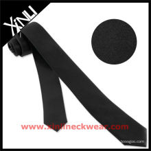 Hot Sale Black Skinny Tie