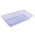 PET packaging disposable tray food vacuum