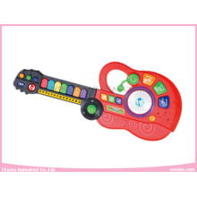 Foldable Electronic Musical Toys Guitar