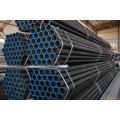 Heißer Verkauf Carbonfaser 50mm mild Stahl runde Rohre