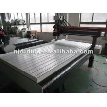 Aluminium cnc router machine