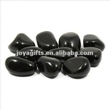 High Polished Gemstone pebble stone paver