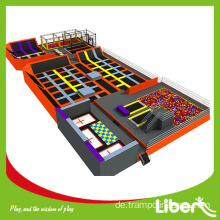 China Top Indoor Trampolin Park Anbieter