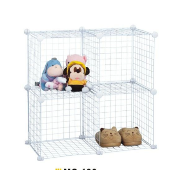Square combined net for placing dolls