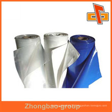 Packing material china vendor custom-made soft colored airtight packing shrink wrap film for collectivity package