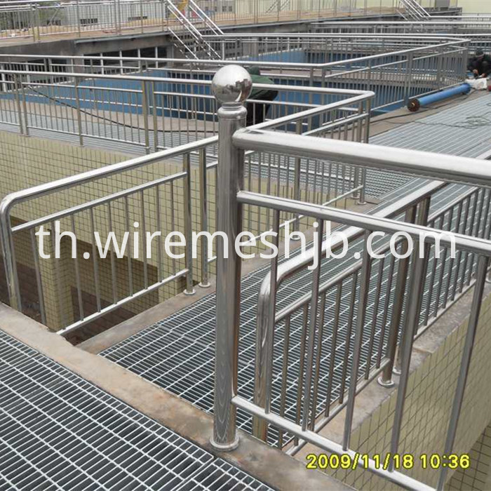 Steel Grating Walkway