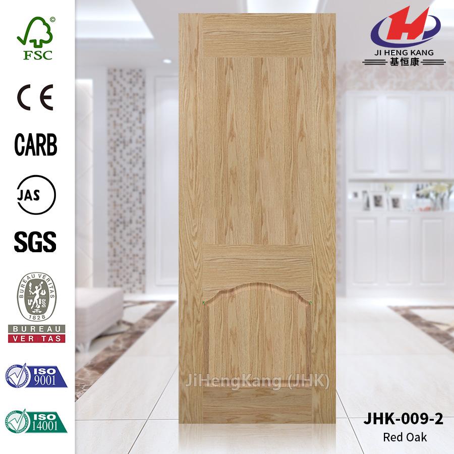 HDF/MDF Oak Veneer Door Skin